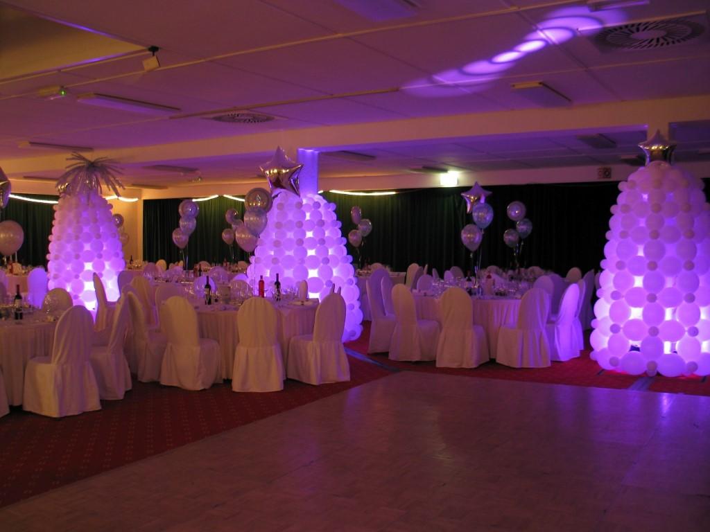 Lichteffecten | BalloonXL ballonnen en ballondecoratie Oss
