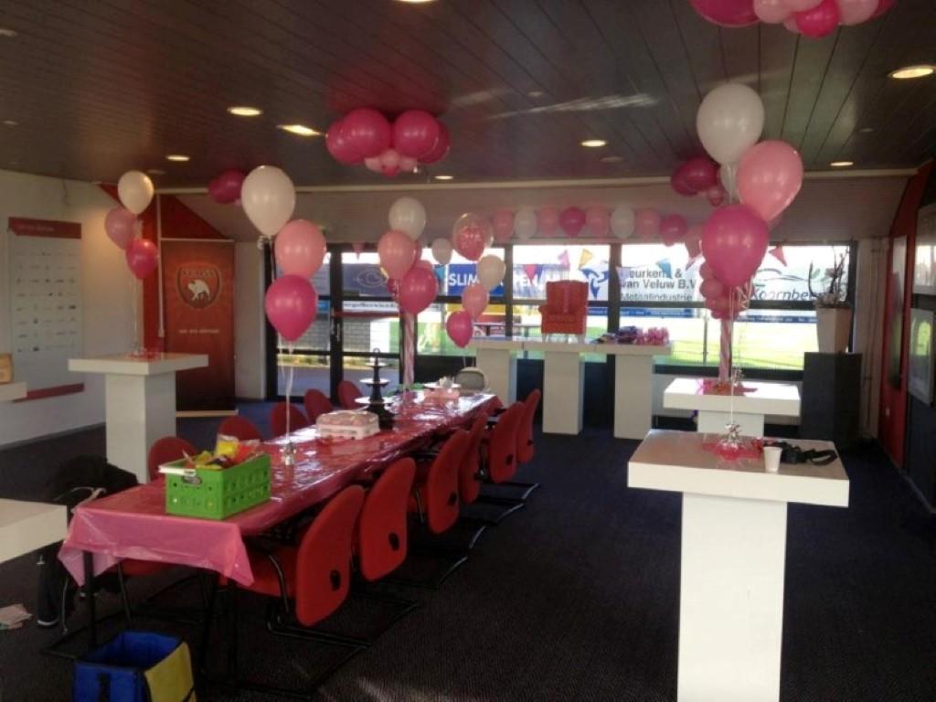 Verjaardag En Jubileum Balloonxl Ballonnen En Ballondecoratie Oss