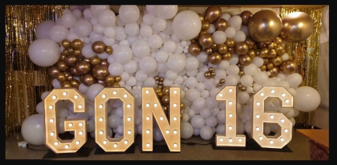 BalloonXL Organic ballondeco