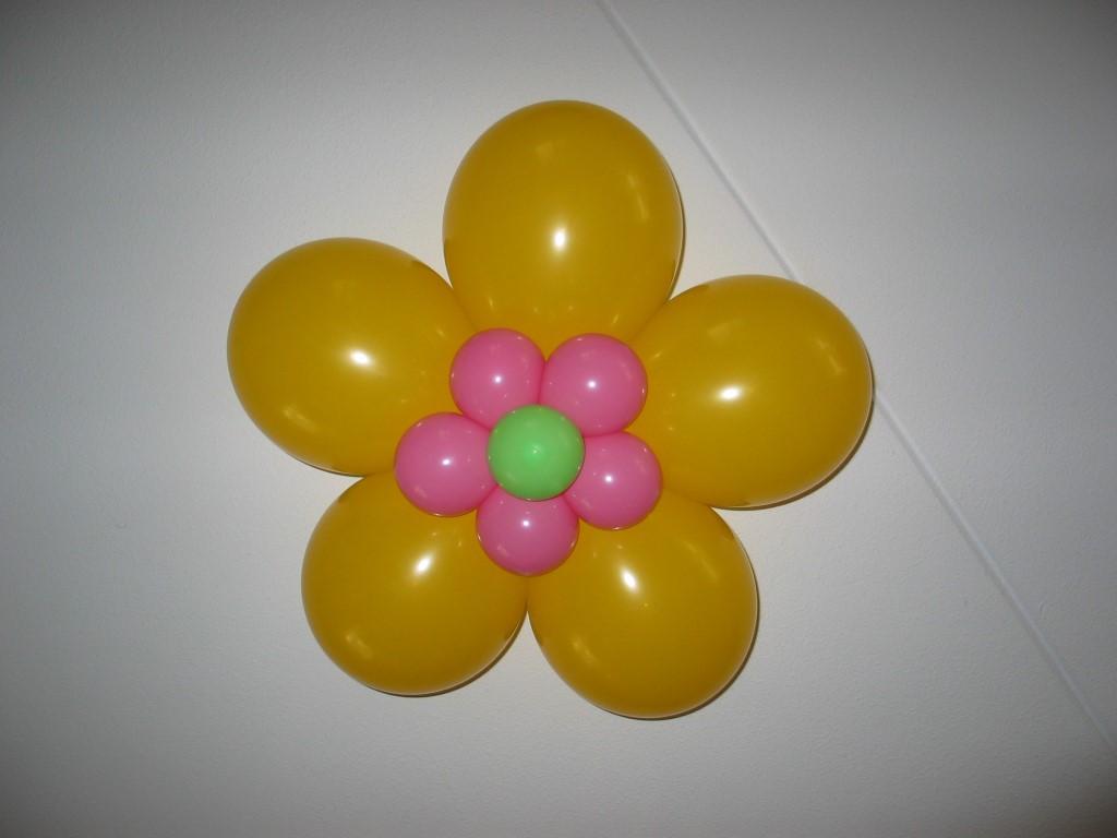 Wonderlijk Bloemen | BalloonXL ballonnen en ballondecoratie Oss JC-46