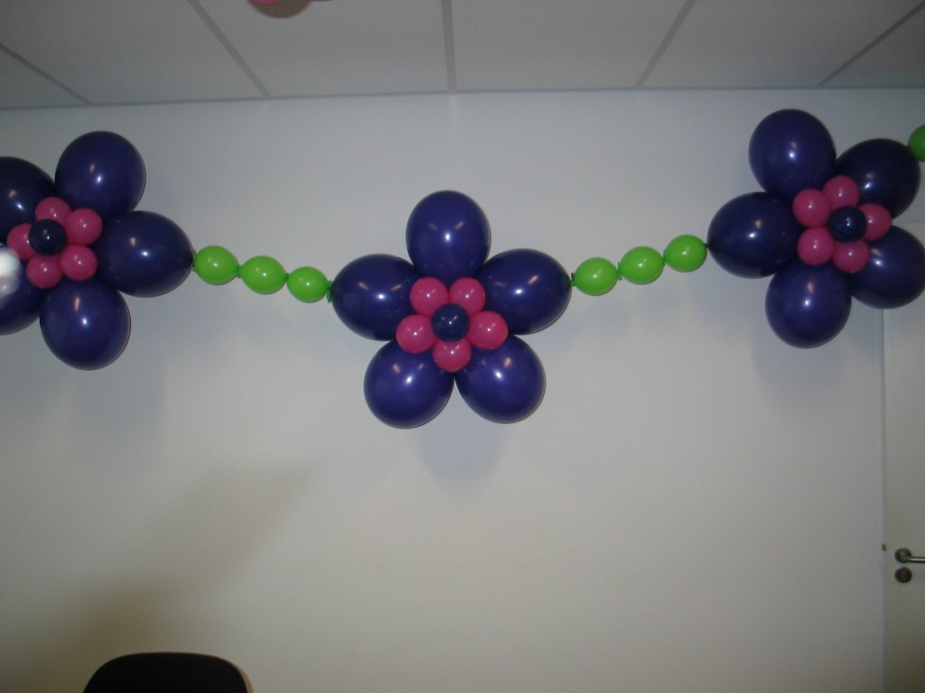 Verwonderlijk Bloemen | BalloonXL ballonnen en ballondecoratie Oss UN-47
