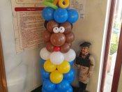 Sinterklaas ballonnen 04
